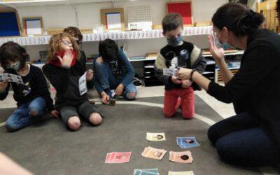 Atelier langues des signes